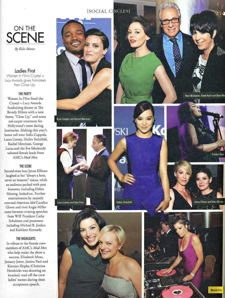 Angeleno Magazine | August 2013